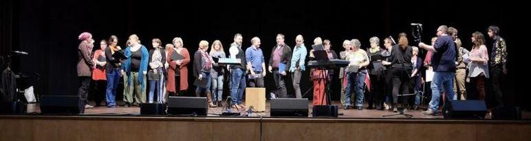 ild Neustadt Chor Flensburg macht Spass
