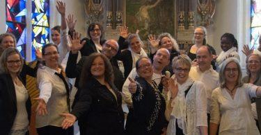 Alive Gospelvoice Flensburg macht Spass
