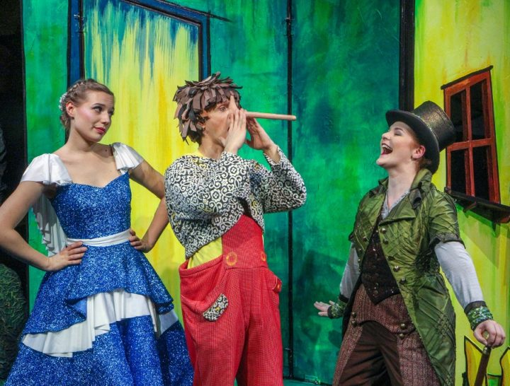 Pinocchio - Das Musical FLensburg macht Spass