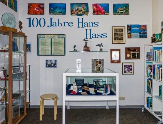 Tauchermuseum Flensburg Hans Hass macht Spass