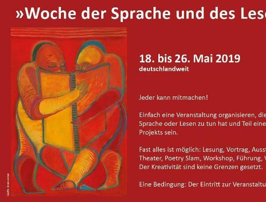Woche der Sprach und des Lesens Flensburg macht Spass